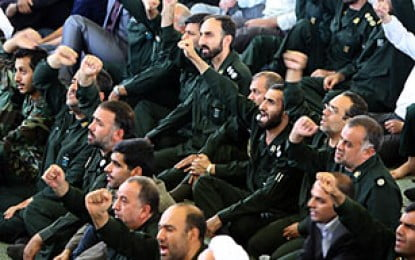 The Revolutionary Guards: Gaining Power in Iran