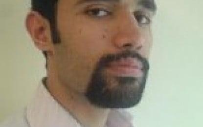 Student Activist Salman Sima in Prison Limbo in Evin Ward 350