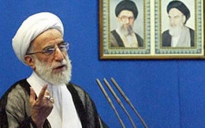 Iranian hardliner opposes release of political prisoners