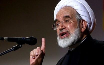 Sanctions benefit IRGC, Karroubi says