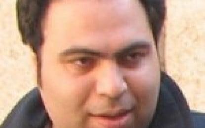 Adel Mohammad Hosseini arrested