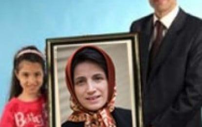 Reza Khandan Nasrin Sotoudeh's Husband Arrested