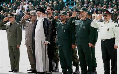 THE ISLAMIC REPUBLIC'S 13 GENERALS