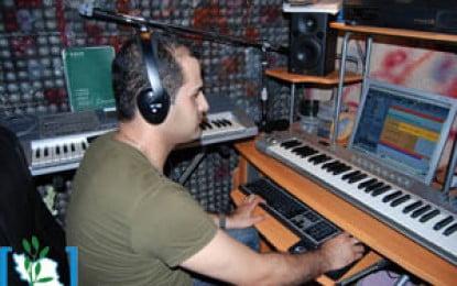 Singer and Composer Afshin Taheri Arrested