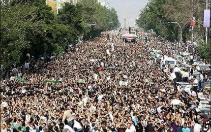 Iran's Green Movement Still Inspires