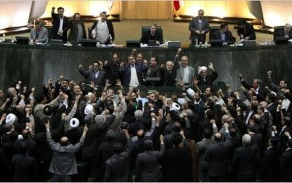 Iran's Leadership Cracks Down