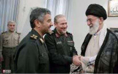 IRGC Commander 'surprise' by 'magnitude' of June 2009 protests