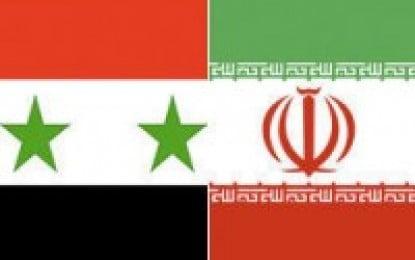 Syrian opposition: Iran deployed IRGC units to quash anti-Assad revolt