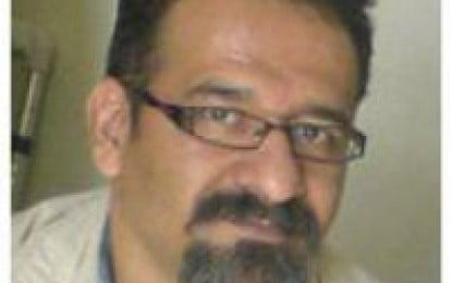 Jouranalist Farid Salavati arrested