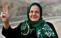 Outcry against Haleh Sahabi's death