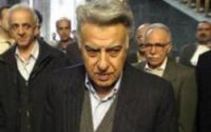 Forces shut down Sahabi memorial service