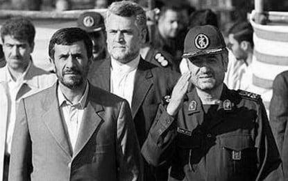 Iran Revolutionary Guards Amass Power While Backing Ahmadinejad