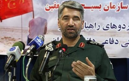 Brigadier General Ali Fazli