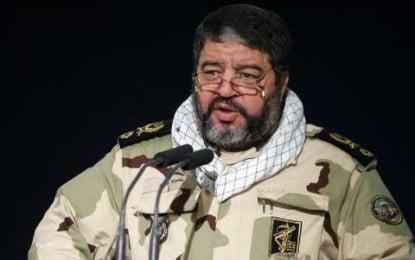 Brigadier General Gholam Reza Jalali Farahani