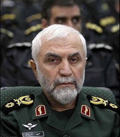 Brigadier General Hossein Hamedani