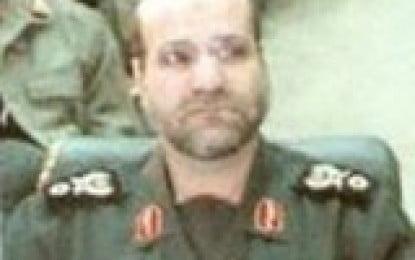 Brigadier General Mohammad Reza (Ali) Zahedi
