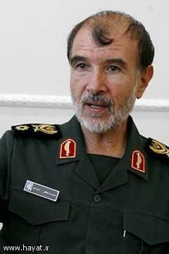 Brigadier General Mohammad Jafari Asadi