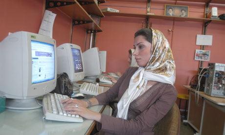 Iran increasingly controls its Internet