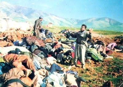 Genocide Against Kurdish Population in Kurdistan