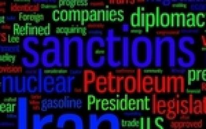 EU Set To Tighten Sanctions Against Iran, Syria