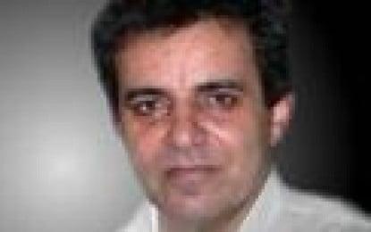 Mohammad Sadiq Kaboodvand hospitalized