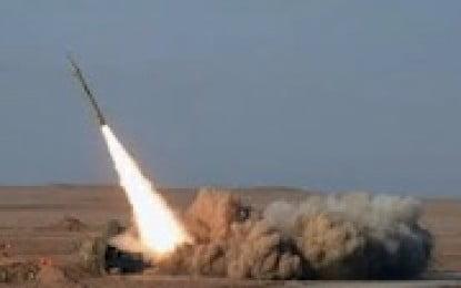 Iran unveils new short-range missiles