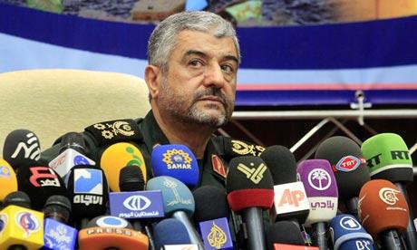 IRGC chief: Strike possibility on Iran is zero
