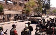 Iran sends elite troops to aid Assad regime