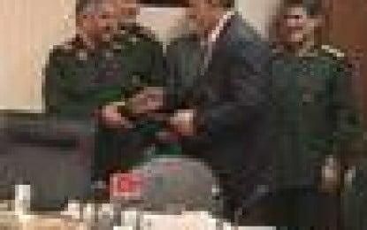 New commander of Khatam al-Anbia