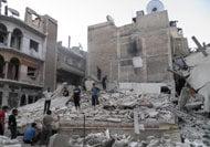 Exclusive: Iran steps up weapons lifeline to Assad