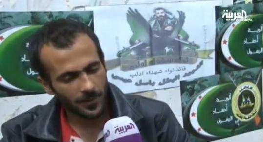 Iranian soldiers are fighting alongside Assad army: captured soldier tells Al Arabiya