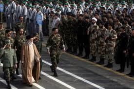 Khamenei-IRGC