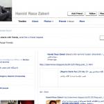 Zakeri's Facebook