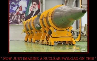 IRGC Commander: Iran Among Rare World States with Ballistic Missile Technology.