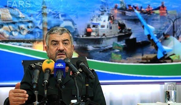 IRGC Commander: US Never Dares to Invade Iran
