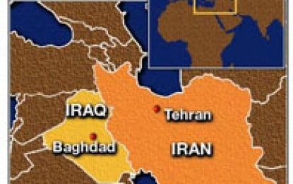 IRAN DISPATCHES IRGC TO IRAQ