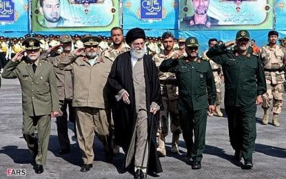 Leaked video may signal cracks in Iranian leadership