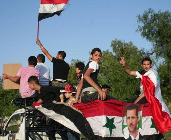 IRGC COMMANDER KILLED IN SYRIA