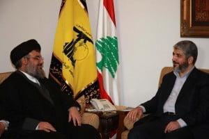 Hassan Nasrallah  - called Meshaal