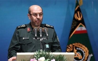 Iranian DM: Gazans' Resistance Will Defeat Zionist Regime