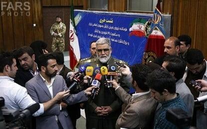 Commander Underlines Iran's Might, Security
