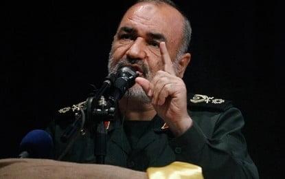 IRGC Commander: Enemies' Full-Scale War, Sanctions against Iran Futile