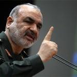IRGCCommander: Iran Managing Confrontation with Enemy throughout Region, Iran, Iran Briefing, IranBriefing, IRGC, IRGC Commander, Enemy, Region, U.S., Hossein Salami, Syria, Iraq, ISIL