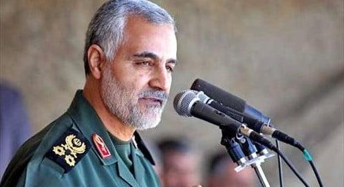 IRGC Commander Lists His 5 Favourite Palestinian Terror Groups