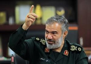 Iran, Iran Briefing, IranBriefing, IRGC, Hassan Rouhani, IRGC Commander, IRGC Navy, Defense Ministry, Ali Fadavi , U.S. aircraft