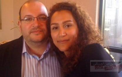 """Yeganeh Salehi, UAE newspaper reporter held in Iran for """"security issues"""""""