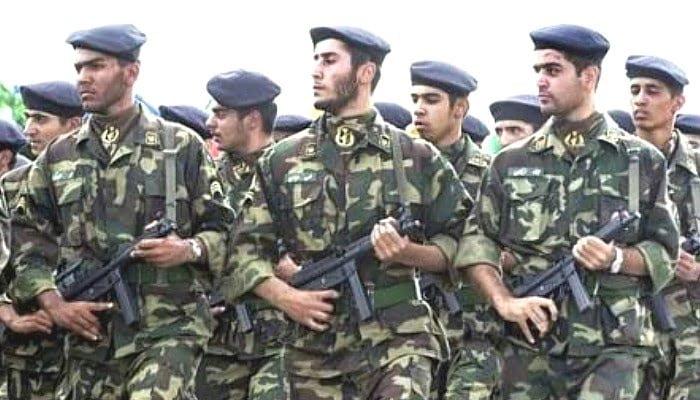 Pentagon leak reveals worries over Iran military activity (IRGC-QF)