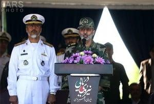 General Abdulrahim Moussavi said, Intruders Should Pay Heavy Price, Abdulrahim Moussavi, Iran, IranBriefing, Iran Briefing, Israel, U.S., IRGC, IRGC Commander