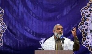 Iran, Iranbriefing, Iran Briefing, IRGC, IRGC Commander, General Mohammad Reza Naqdi , U.S., Israel, ISIL, Iranian Armed Forces, Terrorist, al-Qaeda, General Massoud Jazayeri, Syria