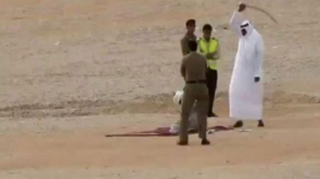 Saudi Arabia beheads Iranian national